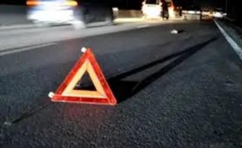 В Марганце на перекрестке автомобиль сбил женщину   Прихист