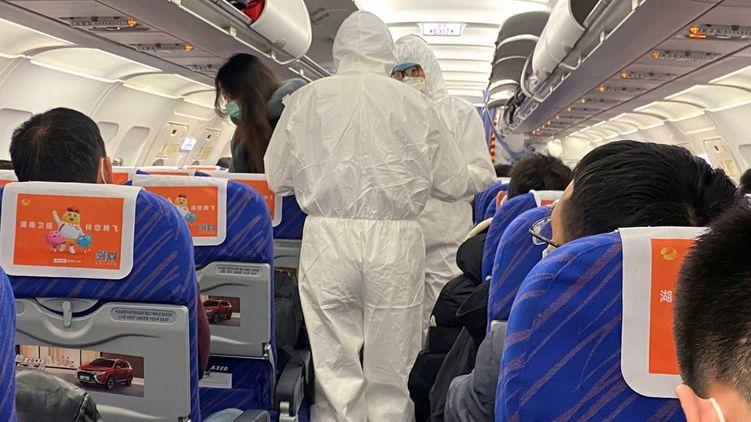 МАУ направит в Китай самолеты для эвакуации украинцев из-за коронавируса | Прихист