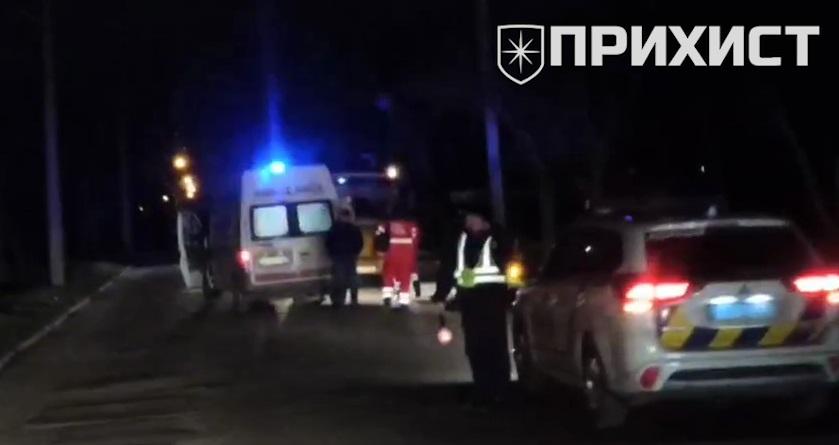 ОБНОВЛЕНО. Автобус насмерть сбил мужчину на улице Херсонская   Прихист