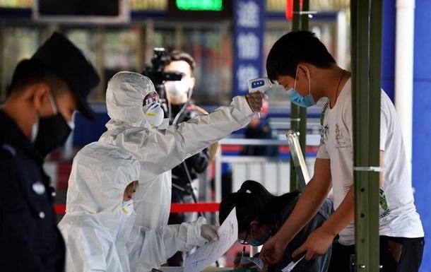 Более 1100 человек умерли от коронавируса в Китае   Прихист