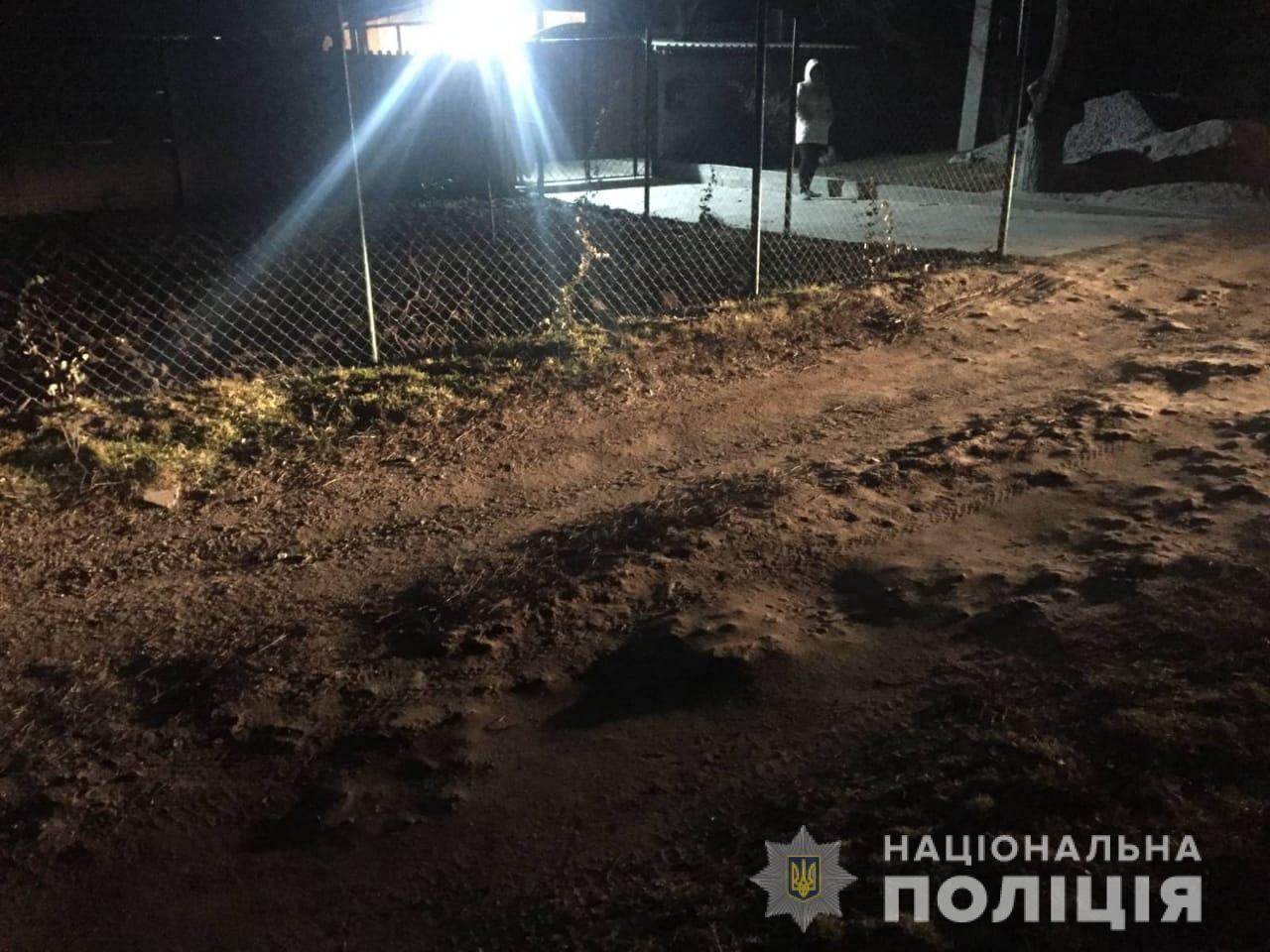 Полицейские задержали 48-летнего никопольчанина за покушение на убийство | Прихист