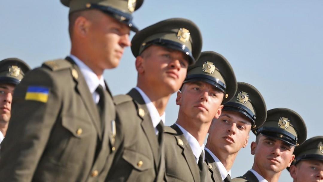 В ВСУ не хватает офицеров: на срочную службу будут призывать офицеров запаса   Прихист