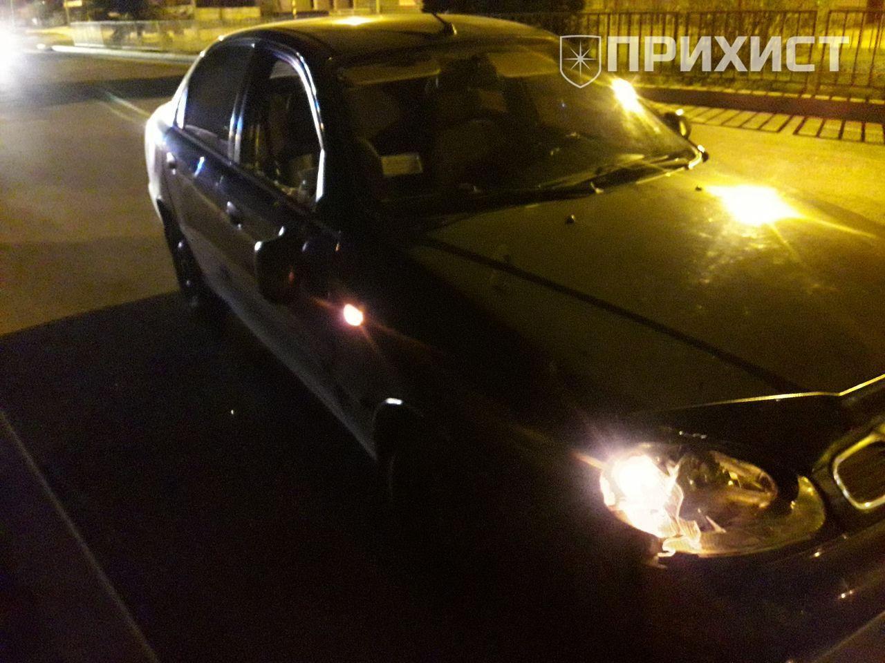 ДТП на ул. Некрасова: Deawoo сбил на переходе мужчину | Прихист