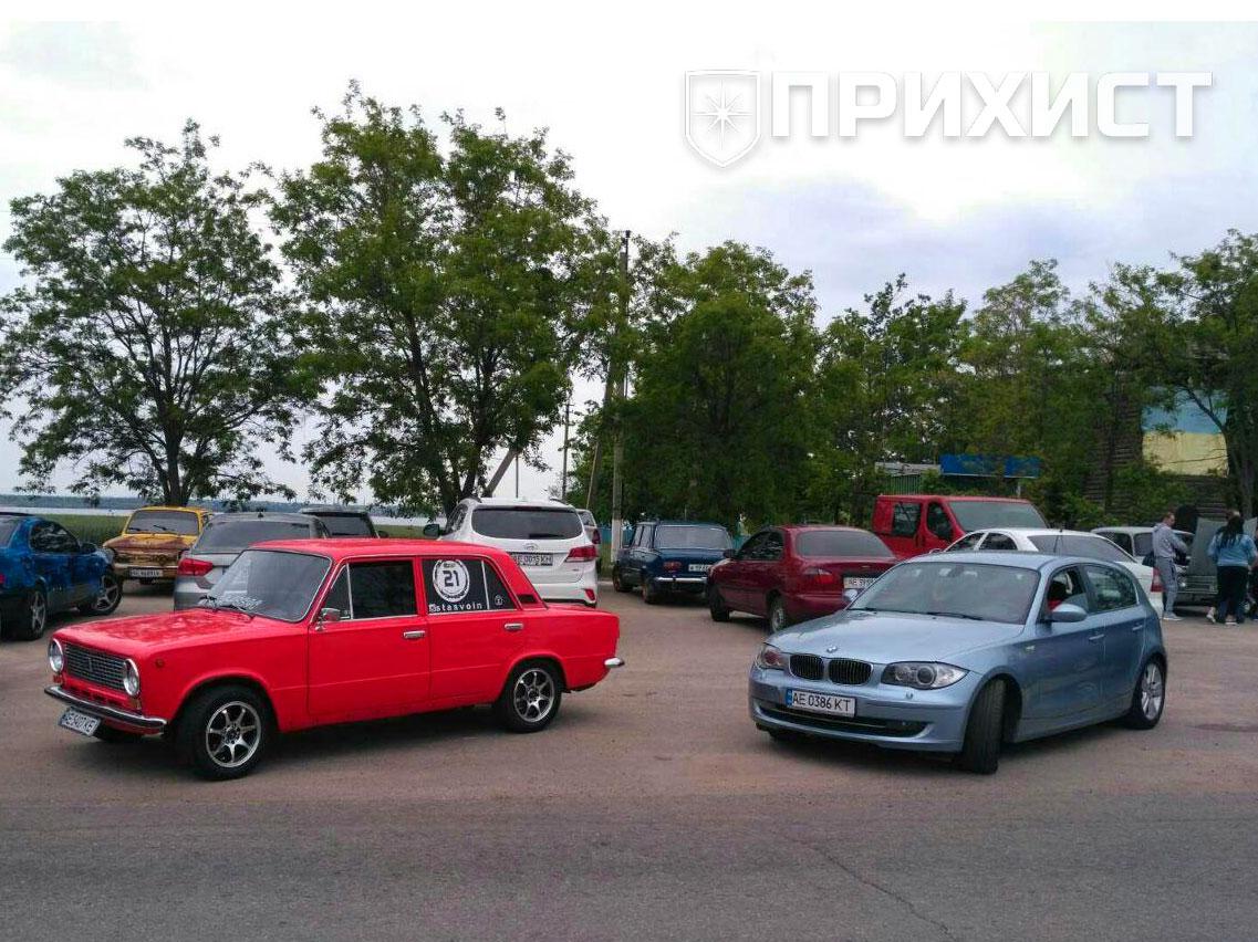 В Капуловке проходят гонки на трассе   Прихист