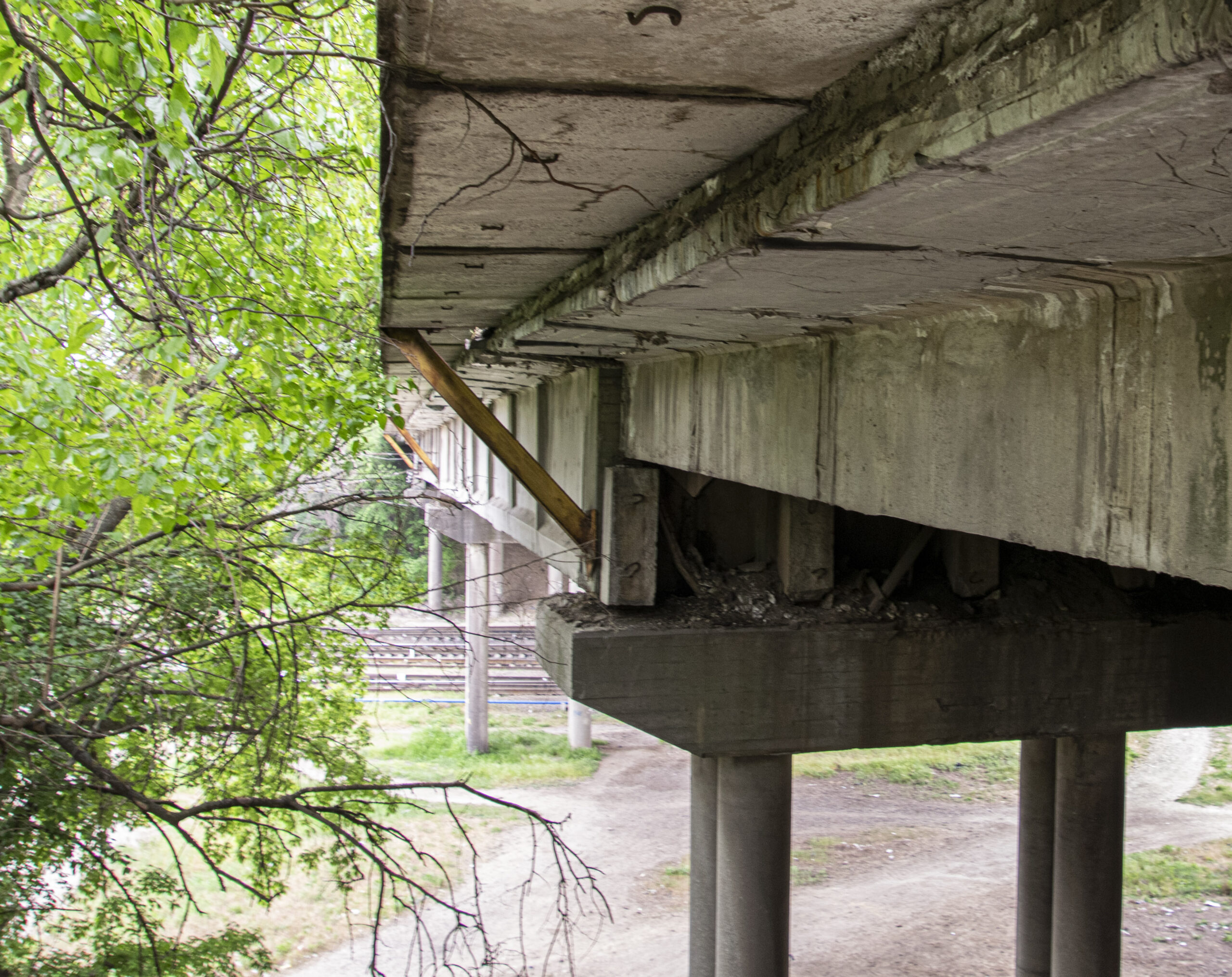 Чому закривають «горбатий» міст: коментар експерта | Прихист