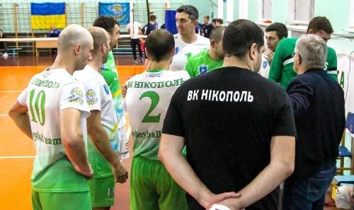 Волейбольный клуб «Никополь» – бронзовый призер Чемпионата Украины | Прихист