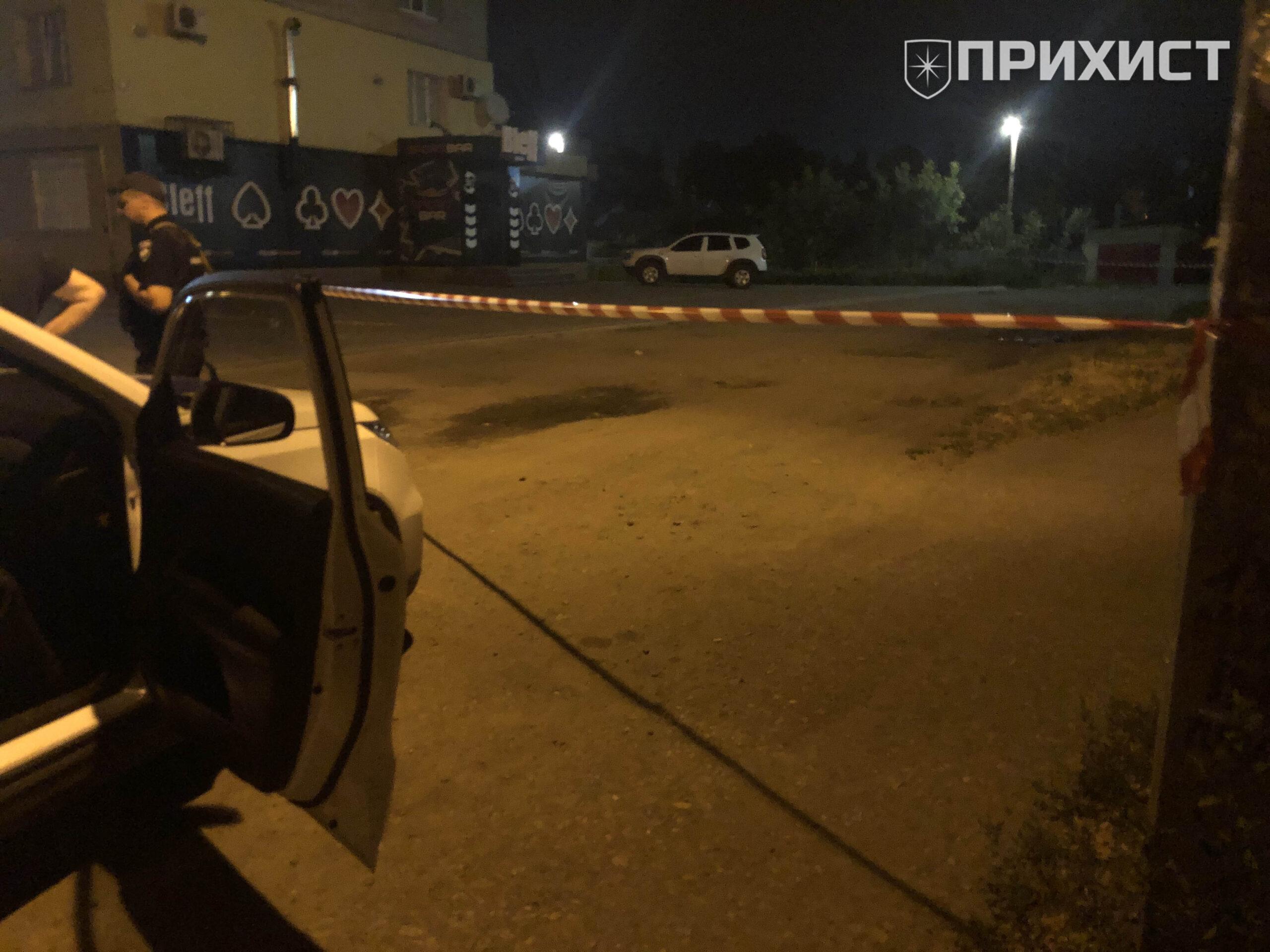 Несостоявшийся взрыв: в Никополе обнаружили машину с взрывчаткой под ней | Прихист