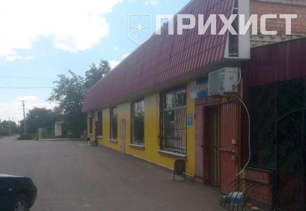 Ночью в Капуловке ограбили магазин   Прихист