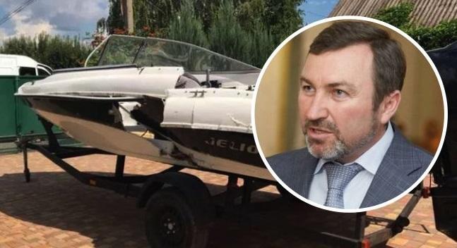 При столкновении двух катеров в Днепропетровской области из-за бывшего нардепа-регионала пострадали 6 человек | Прихист