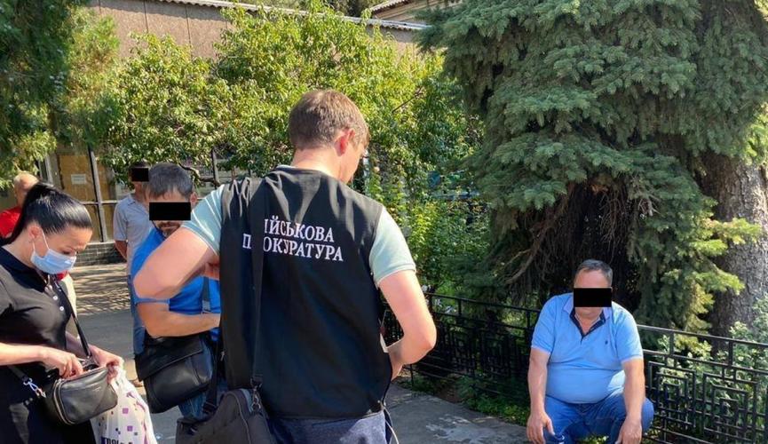 Депутат Никопольского райсовета попался на взятке   Прихист