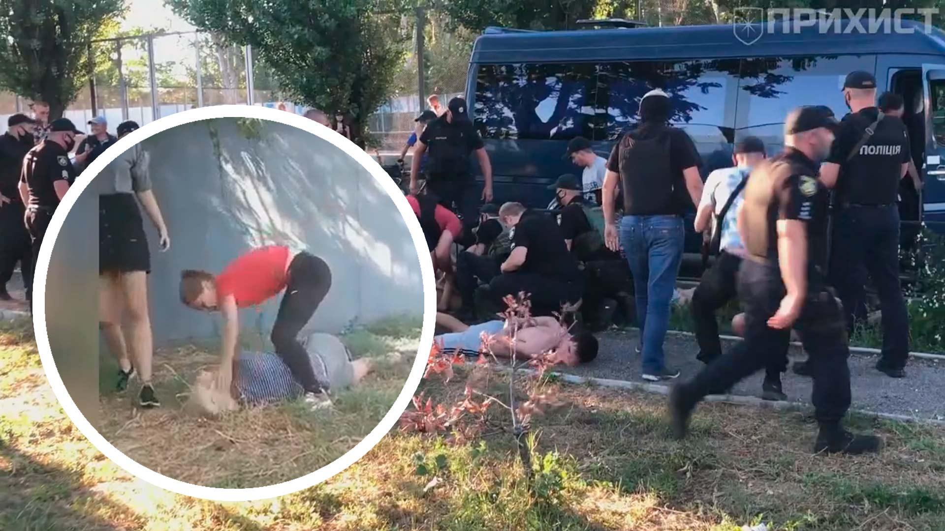 Коментар заступника начальника поліції Олексія Зозулі щодо побиття школярки та затримання футбольних фанатів   Прихист