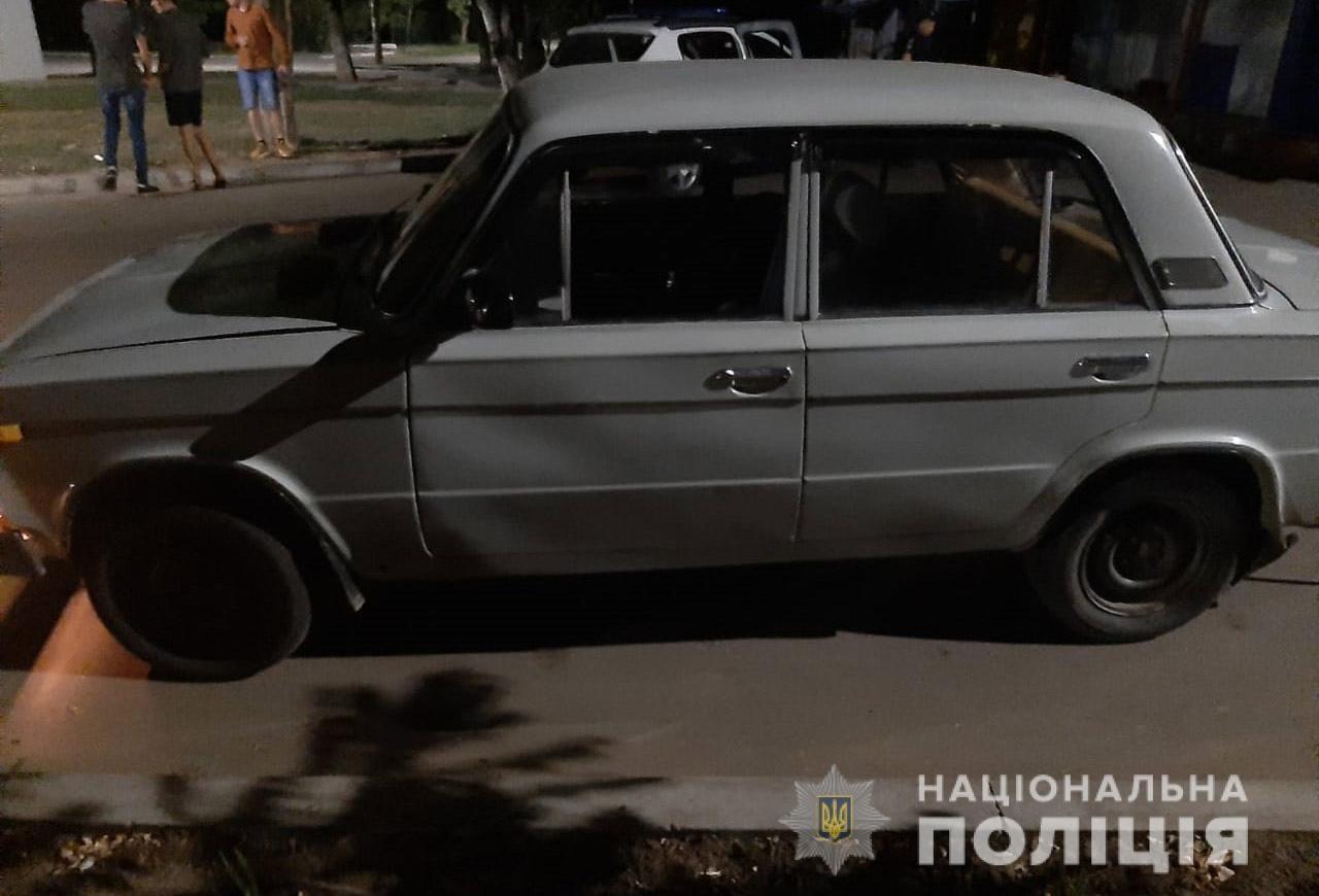 В Покрове полицейские задержали угонщика автомобиля | Прихист