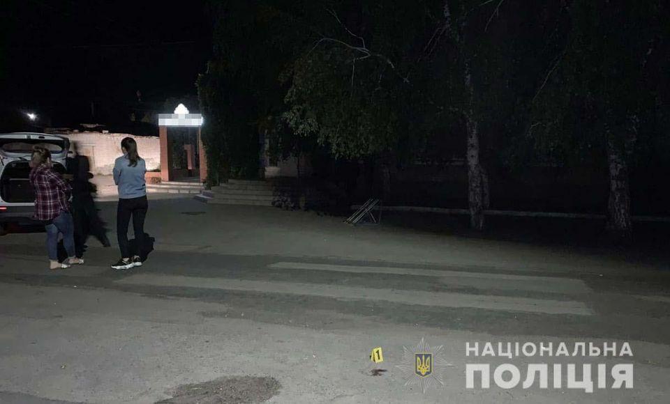 Полицейские Никополя задержали 18-летнего парня, который до смерти избил местного жителя | Прихист