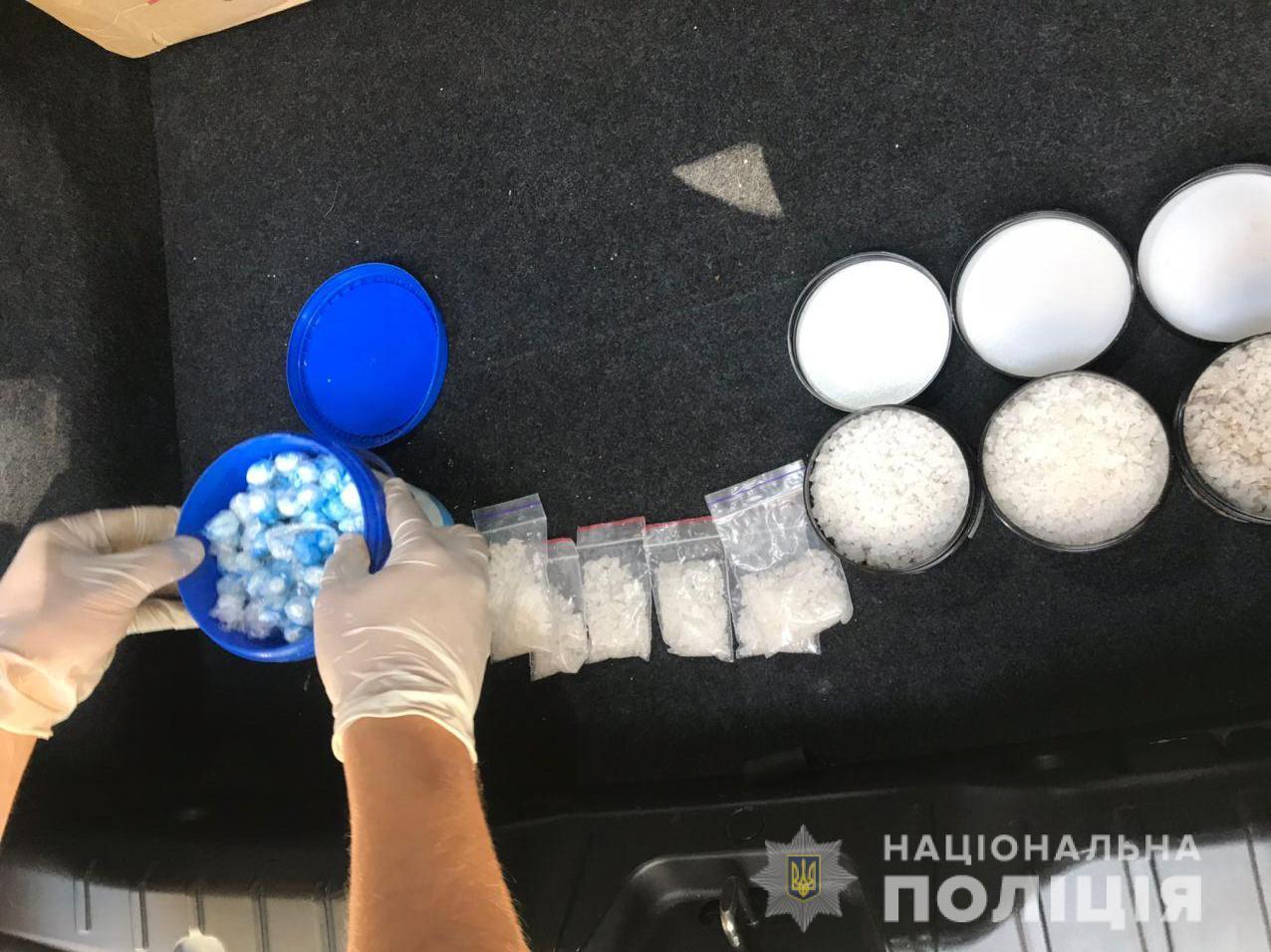 На Днепропетровщине полиция задержала группу «закладчиков», которые сбывали метадон. | Прихист