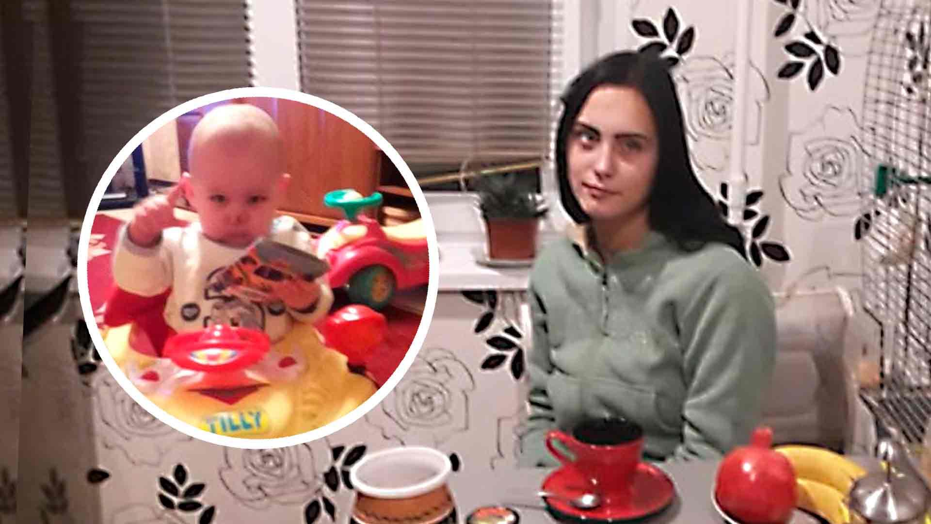17-летняя мама-сирота из Никополя не смогла вернуться к нормальной жизни | Прихист
