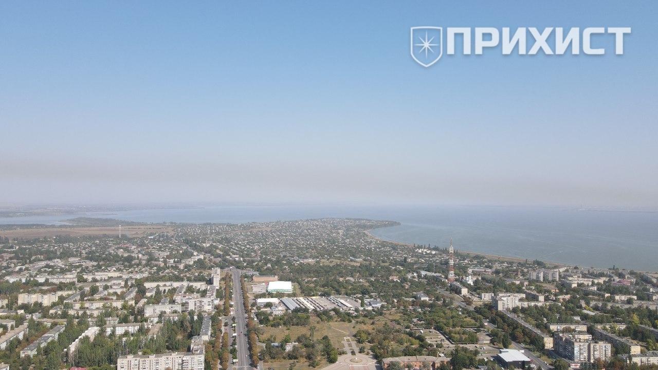 ОБНОВЛЕНО! Жители Никополя, Покрова и близлежащих сел жалуются в соцсетях на сильный запах гари | Прихист