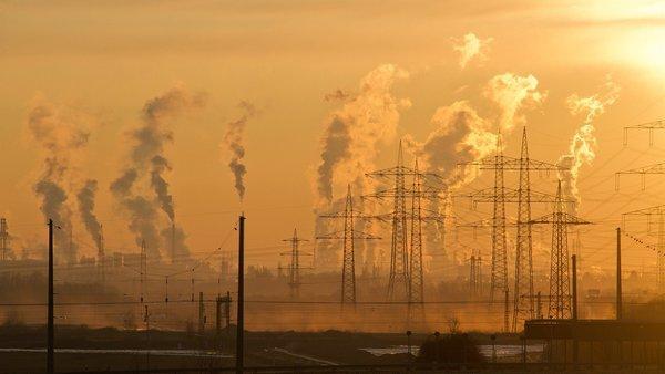 Едкий дым и смог добрался до северных районов Херсонской области | Прихист