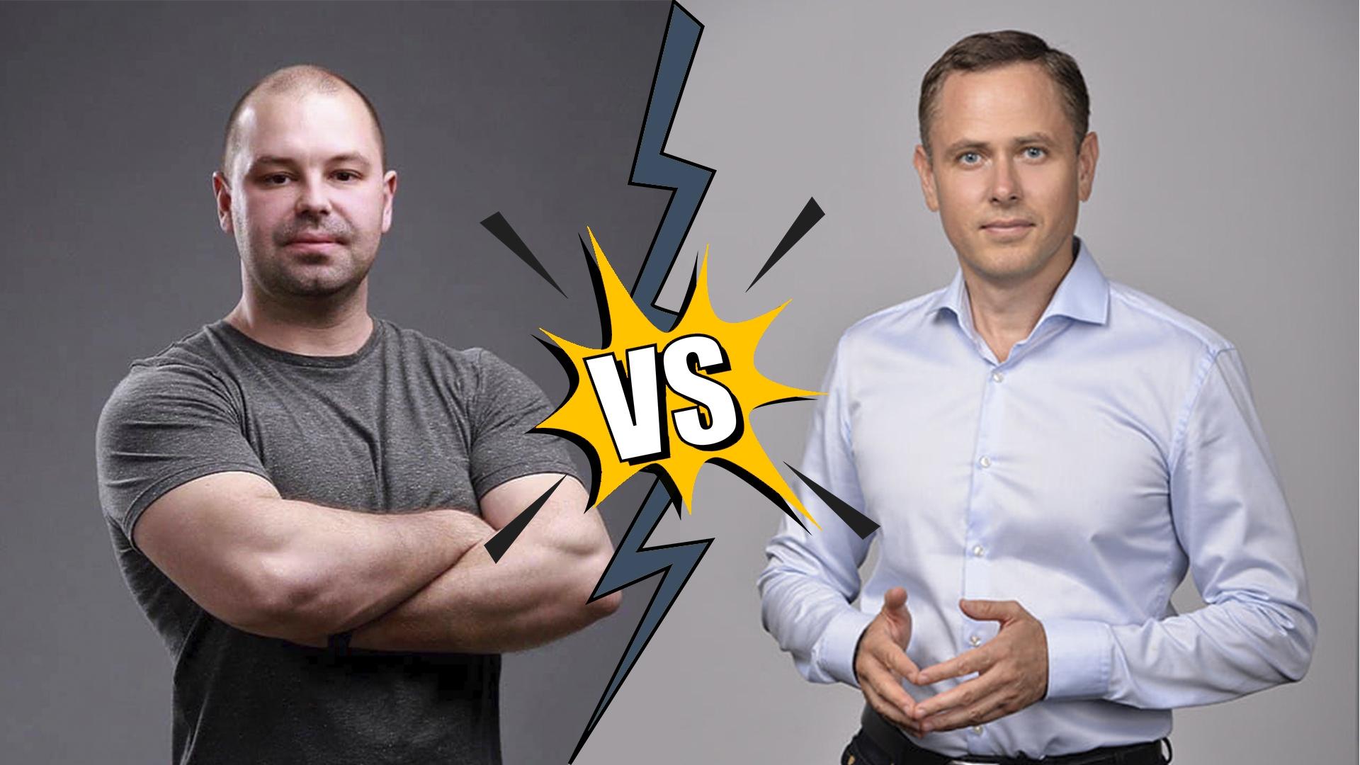 Второй тур: Руслан Олейник vs Александр Саюк? | Прихист