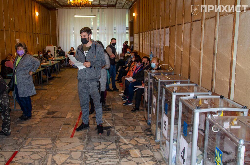 Обновляется. Второй тур: как проходят выборы в Никополе | Прихист