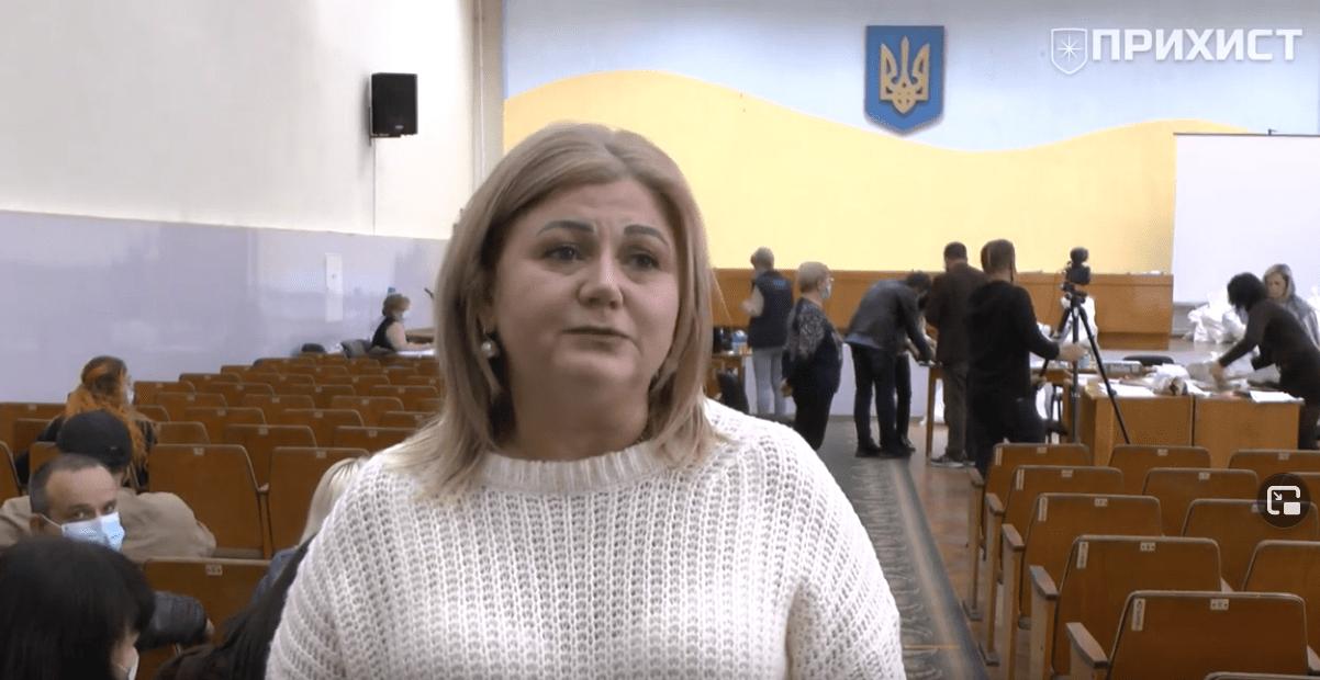 Елена Жадько выиграла апелляционный суд в Днепре, который отменяет решение Марганецкого ТИК | Прихист