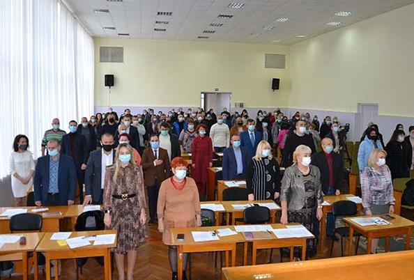 В Марганце состоялась первая сессия нового городского совета | Прихист
