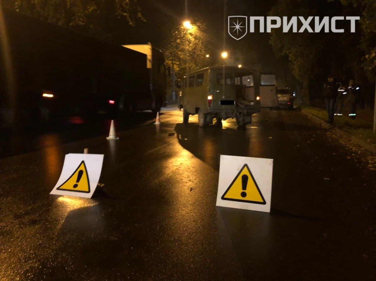На улице Героев Чернобыля автомобиль сбил человека   Прихист
