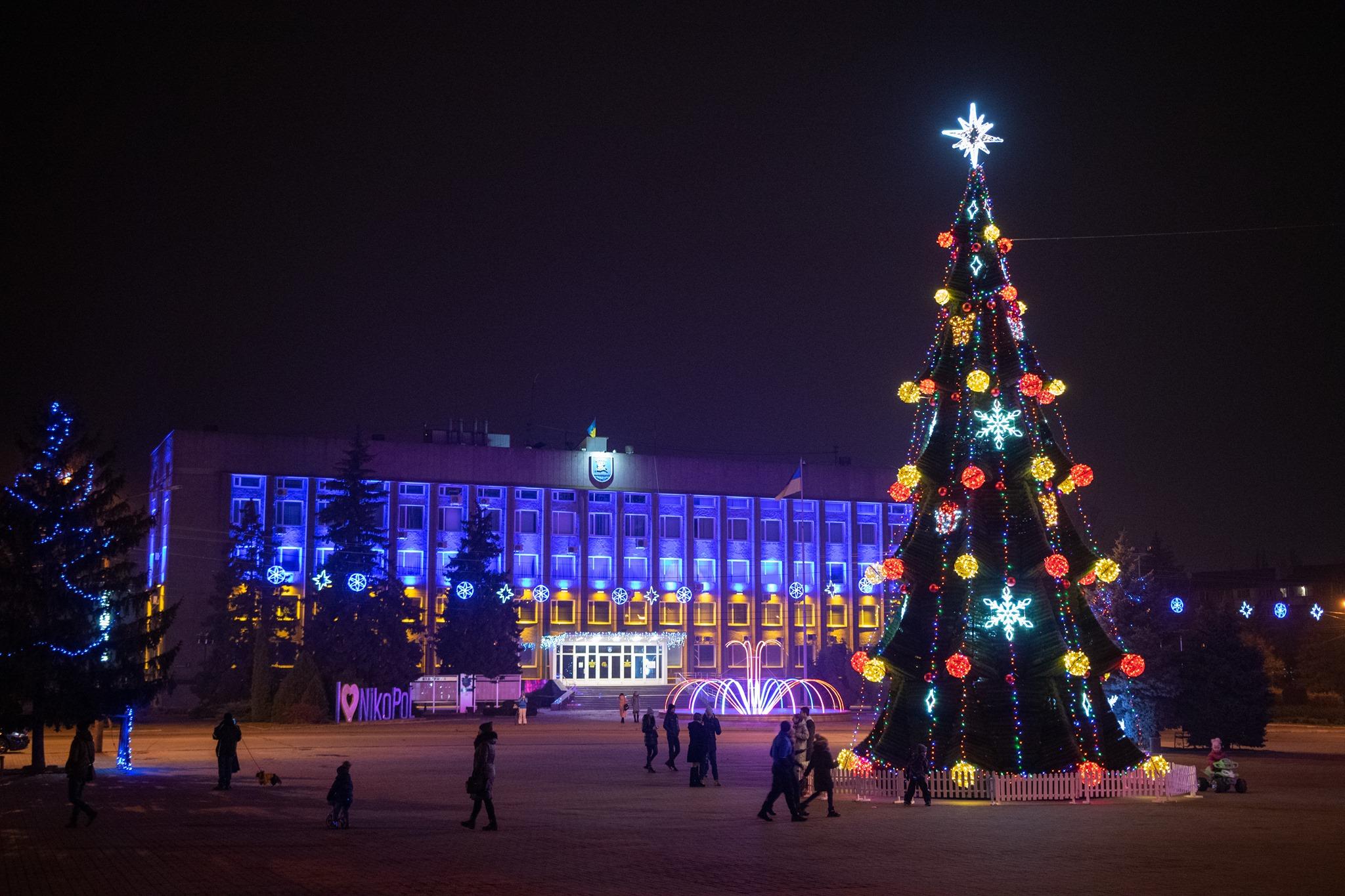 На Днепропетровщине обеспечивать порядок на Новый год будут более тысячи полицейских и военных   Прихист