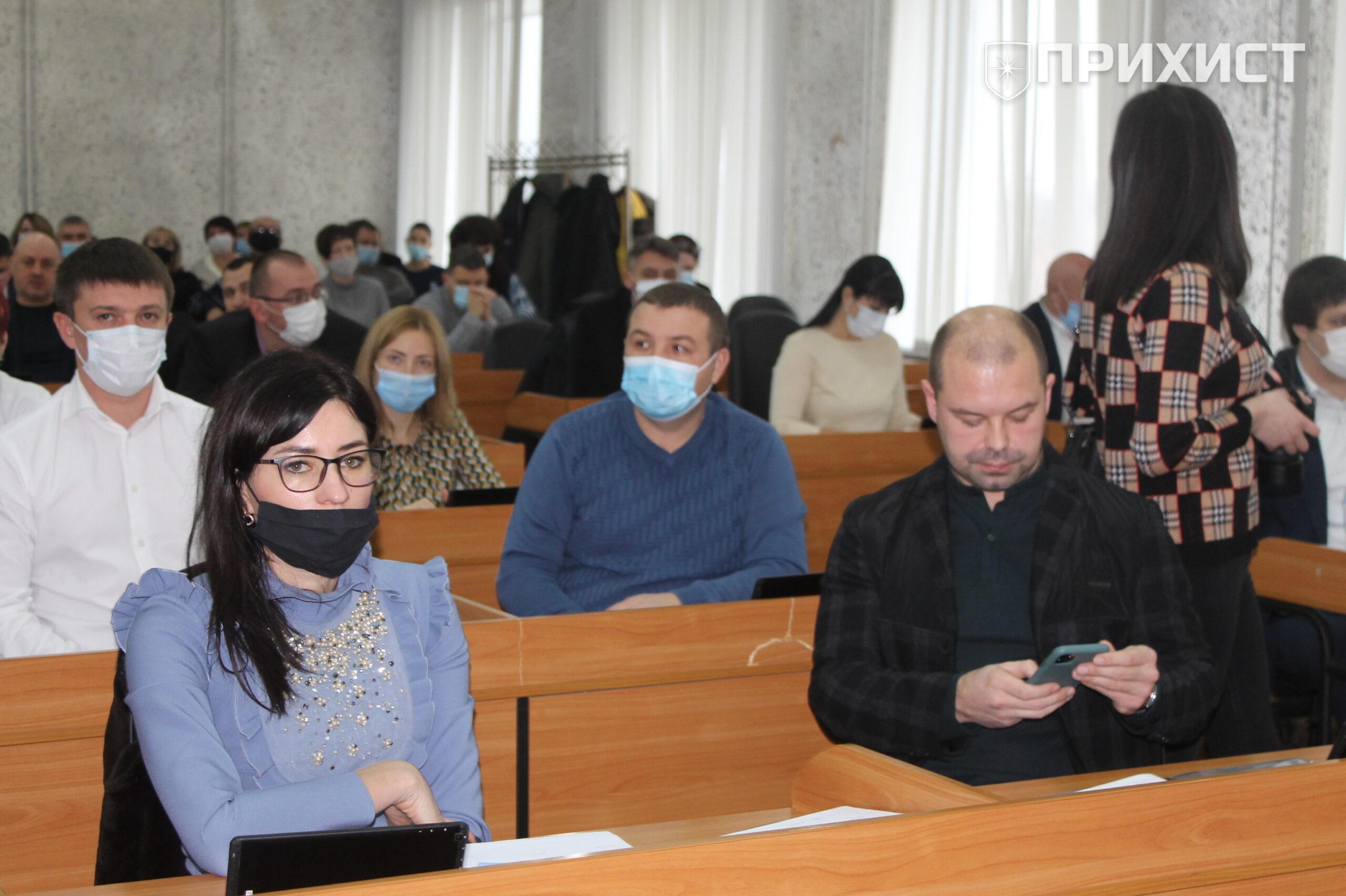 Стало відомо, які постійні комісії утворили депутати міської ради   Прихист