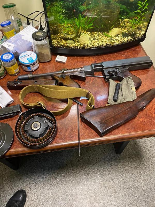 На Днепропетровщине участники преступной группы задержаны за сбыт и изготовление огнестрельного оружия | Прихист