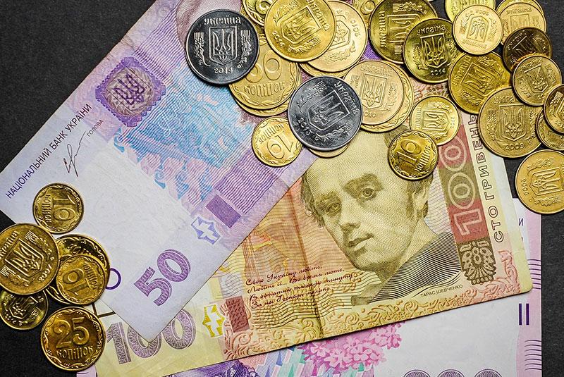 Украинцам начали выплачивать по 8 тысяч гривен   Прихист