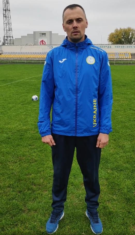 Константин Симашко – новый глава Федерации футбола Никополя   Прихист