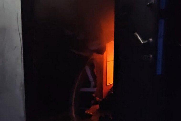 В Покрове в результате пожара погиб человек | Прихист