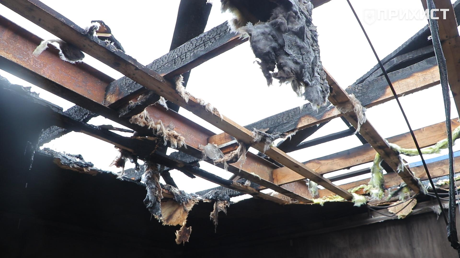 Пожар в Алексеевке: подробности от владельца дома | Прихист