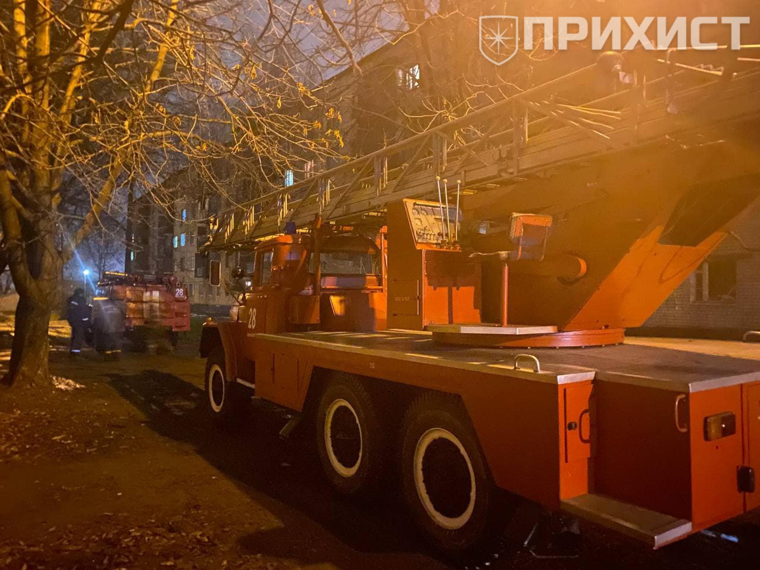 В Никополе из-за подтопления подвала обесточена часть многоэтажного дома   Прихист