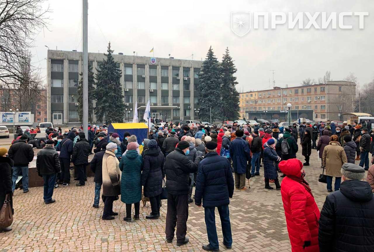 Митинг в Покрове 11 января. Все прямые эфиры «Прихиста» в одном видео   Прихист