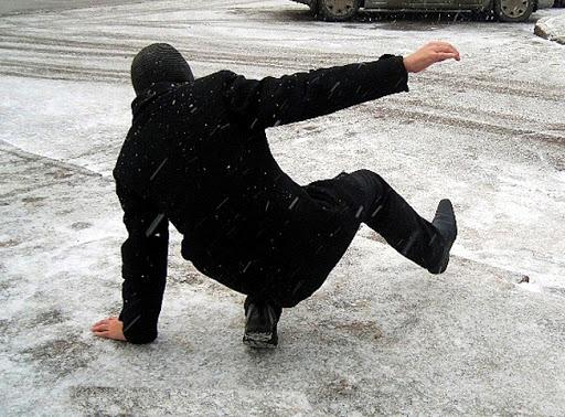 За тиждень справжньої зими у Нікополі травмувалося 176 осіб | Прихист