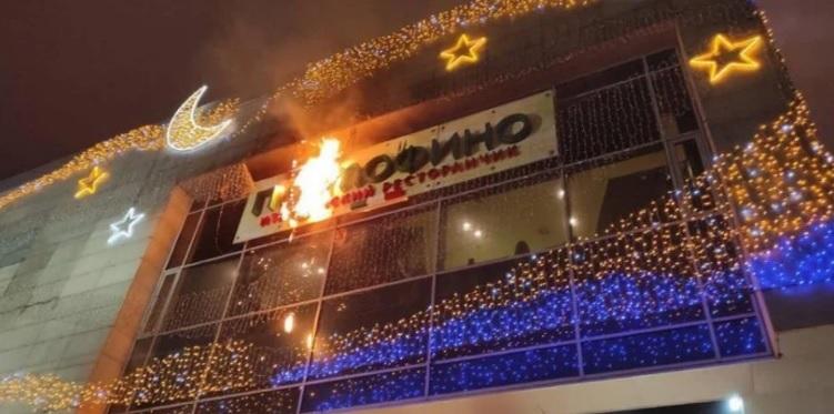 Участились случаи пожаров в местах массовых скоплений людей | Прихист