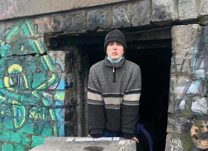 «Пещерный человек» из Никополя поселился в Днепре | Прихист
