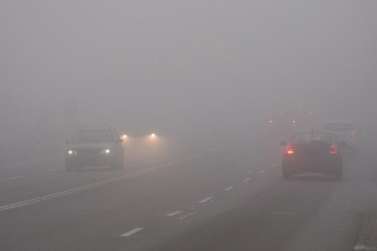 В Никополе и области ожидается туман | Прихист