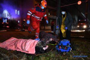 В опорной больнице Запорожья пожар: погибли врач и трое пациентов | Прихист