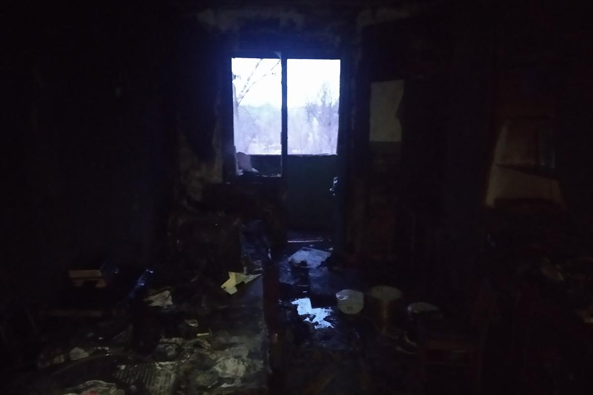 Спасли сына владельца квартиры | Прихист