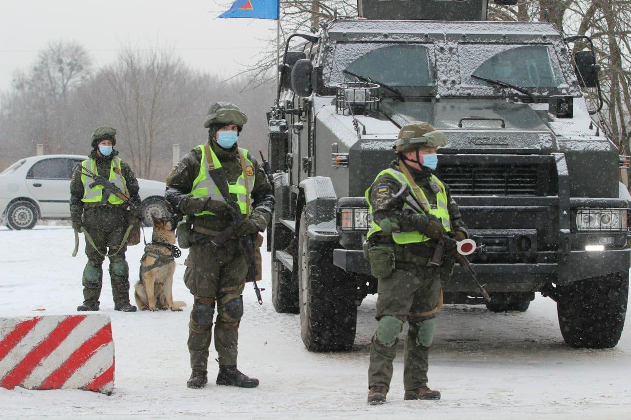 В Днепропетровской области прошли всеукраинские учения подразделений территориальной обороны ВСУ | Прихист