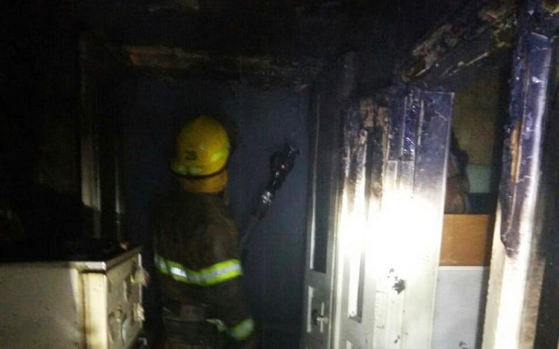 Подробности пожара на ул. Гетьманская, 1: погибла женщина   Прихист