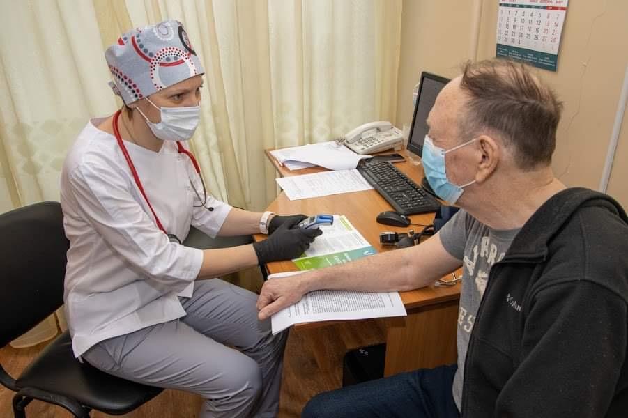 Для вакцинації від СOVID-19 на Дніпропетровщині створено 225 стаціонарних пунктів | Прихист