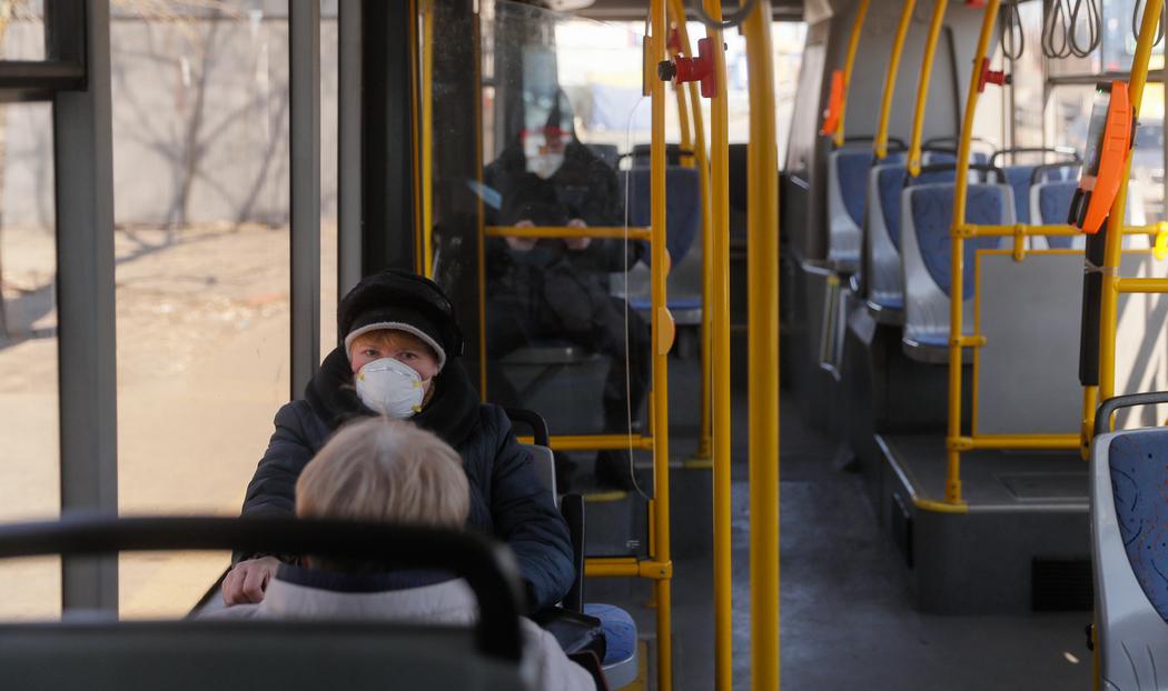 Криворожан будут возить в коммунальном транспорте за деньги городского бюджета | Прихист