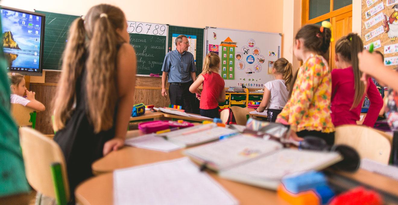 Весняні канікули в школах Нікополя: коли учні підуть на відпочинок?   Прихист