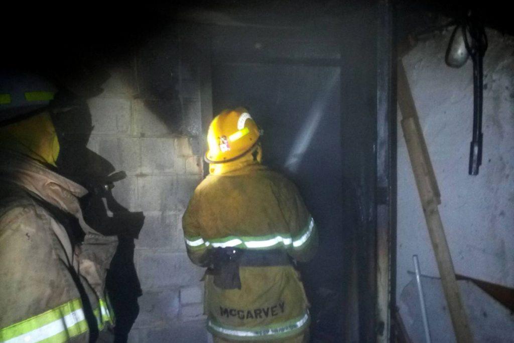 На улице Казацкой произошел пожар | Прихист