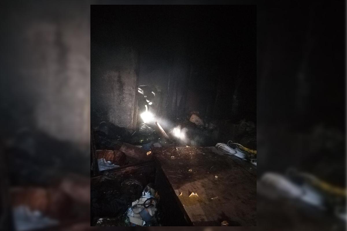 В Никопольском районе произошел пожар. Погиб один человек | Прихист