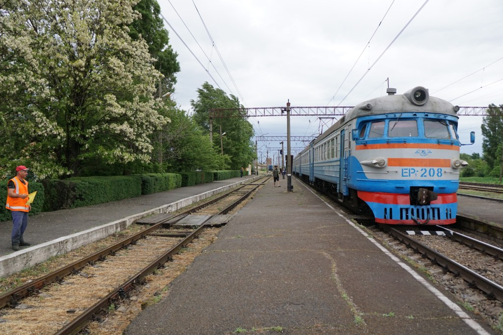 Тимчасово змінюється розклад приміського потягу «Нікополь – Запоріжжя-2» | Прихист