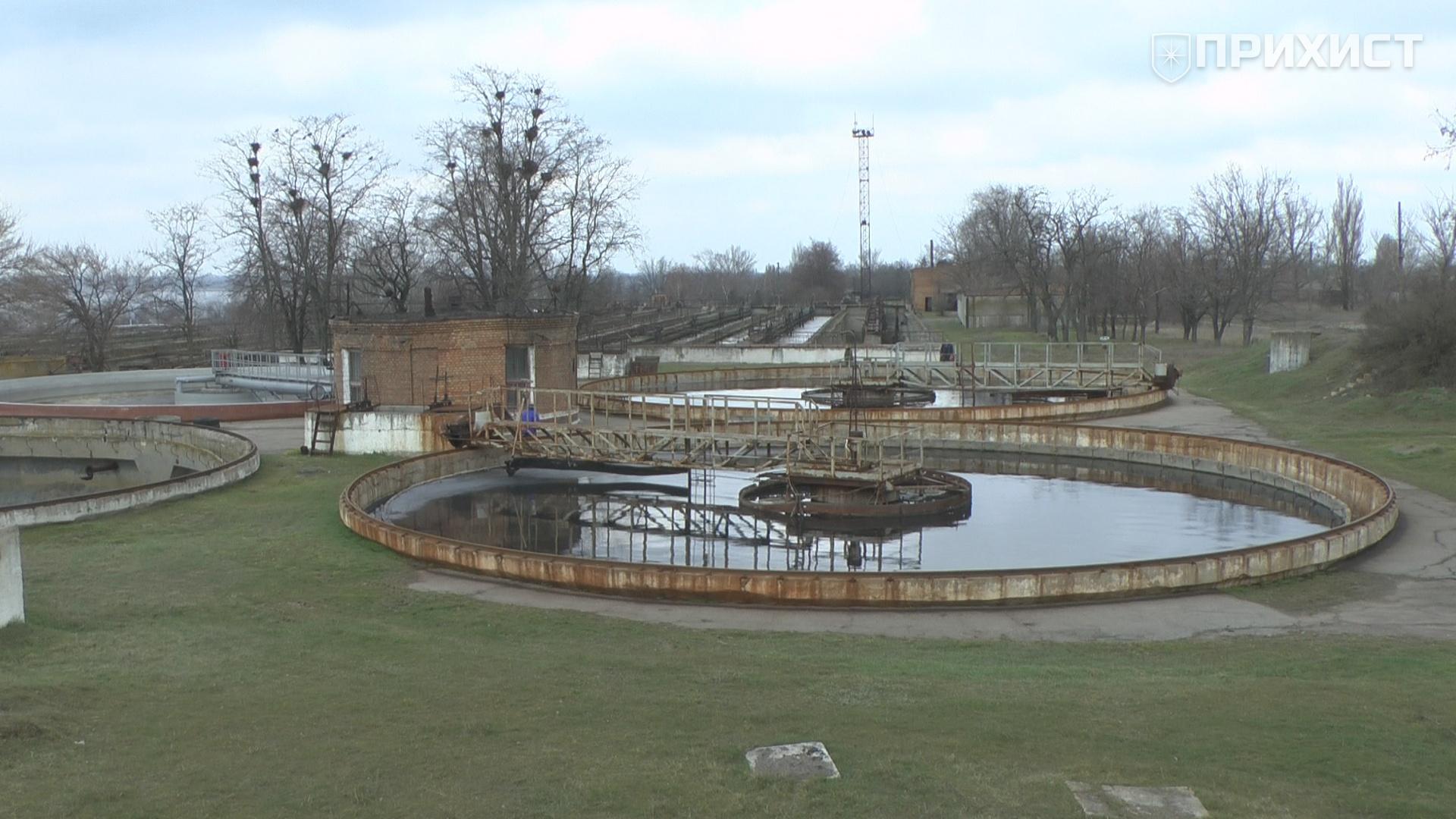 Экскурсия на очистные сооружения: какая вода попадает в Каховское водохранилище   Прихист